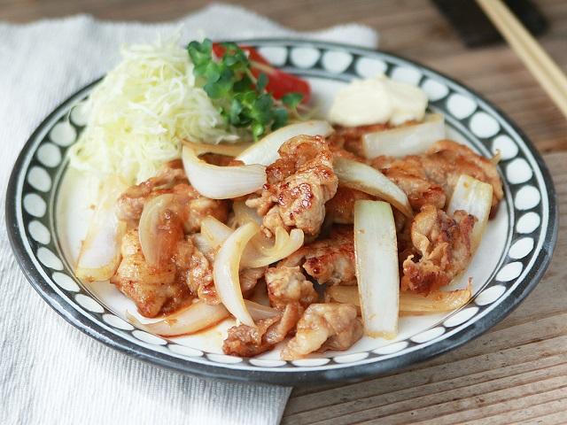 豚肉の生姜焼き(生姜焼きたれ(旨口))